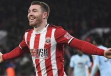 Sheffield United 2-0 Aston Villa: John Fleck scores twice