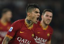 Mkhitaryan scores as Roma beat Spal