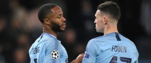 Gabriel Jesus hits hat-trick:Dinamo Zagreb 1-4 Manchester City