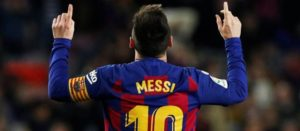 Barcelona 4-1 Deportivo Alaves: Messi ends 2019 with 50 goals