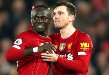 Liverpool 1-0 Wolves: Mane scores to send Reds 13 points clear