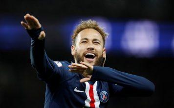 PSG 4-1 Amiens: Kylian Mbappe strikes twice