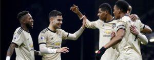 Burnley 0-2 Manchester United: Martial and Rashford strike