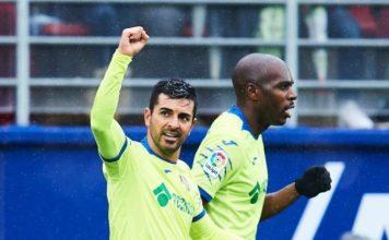 Getafe cruise to a victory..Eibar 0-1 Getafe