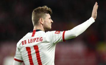 RB Leipzig beat Hoffenheim 3-1