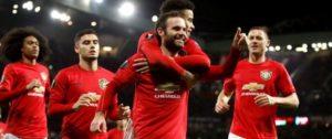 Red Devils qualify as group winners:Manchester United 4-0 Alkmaar