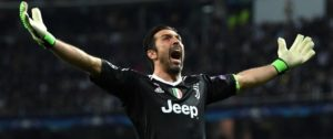 Serie A's Top Ten - Buffon
