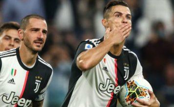 A Cristiano Ronaldo brace: Juventus 3-1 Udinese