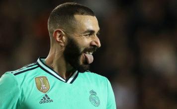 Valencia 1-1 Real Madrid: Benzema scores a dramatic last-gasp goal