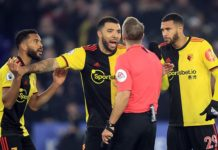 Watford 0-0 Crystal Palace: Stalemate at Vicarage Road