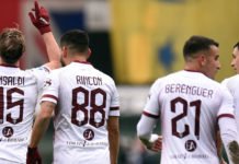 Hellas Verona 3-3 Torino | Six-goal thriller ends in draw