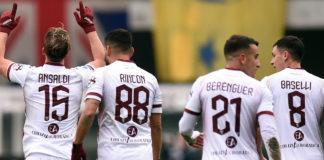 Hellas Verona 3-3 Torino | Six-goal thriller ends in draw