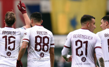 Hellas Verona 3-3 Torino   Six-goal thriller ends in draw