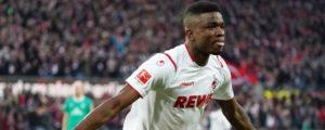 Cologne 1-0 Werder Bremen: Cordoba hauls Cologne out of relegation zone