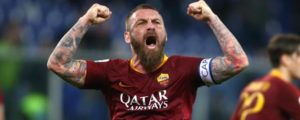 Serie A's Top Ten - De Rossi