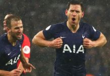 Wolves 1-2 Tottenham: Jan Vertonghen heads injury-time Spurs winner