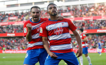 An easy 3-0 win for Granada against Alaves