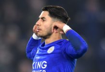 Leicester City smashes West Ham, loses Vardy