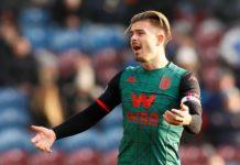 Burnley 1-2 Aston Villa: Villa hold on to take priceless away victory