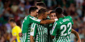 Real Betis show no mercy against Real Sociedad