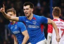 Portsmouth 4-2 Barnsley   Marquis & Curtis on target