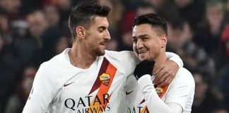 Roma go fourth with win that deepens Genoa crisis