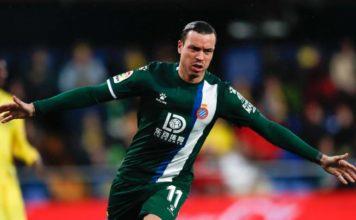 Espanyol gets shock 2-1 win over Villarreal
