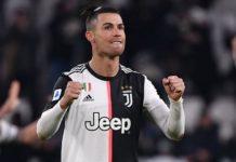 Juventus 3-1 Roma: Cristiano Ronaldo on the scoresheet