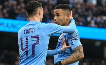 Manchester City 4-0 Fulham: Holders cruise into FA Cup fifth round