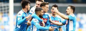 Insigne bags brace as Napoli beat Perugia 2-0 in Coppa Italia