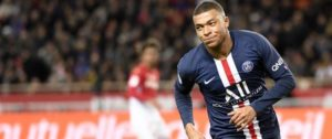 PSG beat Monaco 4-1 to move eight points clear