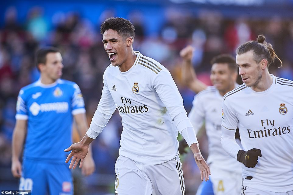 VIDEO Getafe vs Real Madrid (La Liga) Highlights