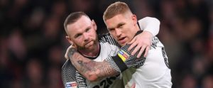 Martin's strike gave Derby County a shock FA Cup win at Crystal Palace