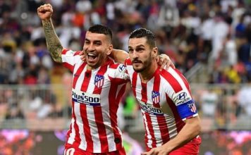 Atletico Madrid defeat Barcelona 3-2 in Spanish Super Cup semi-final