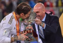 Real Madrid beat Atletico Madrid on penalties to win 2020 Spanish Super Cup