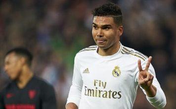 Casemiro scores a brace: Real Madrid 2-1 Sevilla