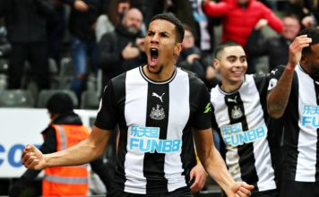 Newcastle United 1-0 Chelsea: Isaac Hayden scores dramatic stoppage time winner