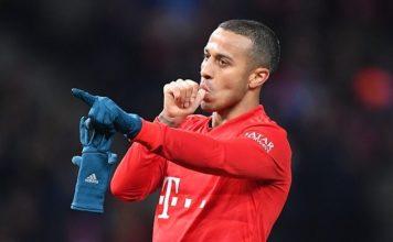 Hertha Berlin 0-4 Bayern Munich: Bayern run riot in the German capital