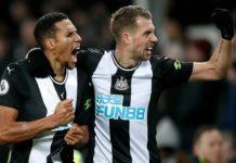 Everton 2-2 Newcastle United Highlights