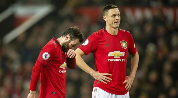 Manchester United 0-2 Burnley: Top strikes from Chris Wood and Jay Rodriguez