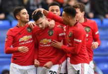 Tranmere Rovers 0-6 Manchester United: ​Maguire and Lingard strike