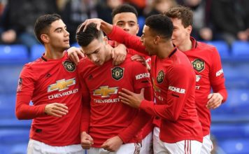 Tranmere Rovers 0-6 Manchester United: Maguire and Lingard strike
