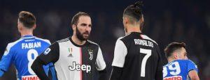 Napoli 2-1 Juventus: Zielinski and Insigne end champions' winning streak
