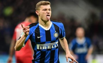 Inter beats Fiorentina 2-1 to reach Italian Cup semifinals