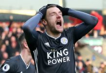 Burnley 2-1 Leicester City: Vardy penalty miss proves costly