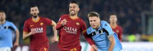 Roma 1-1 Lazio: Poor goalkeeping contributes to a draw
