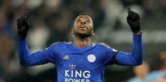 Brentford 0-1 Leicester: Iheanacho sends Foxes through