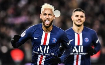 Slimani finds Monaco equalizer dgainst PSG