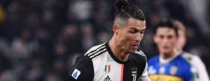 Juventus 2-1 Parma: Ronaldo sends champions four points clear