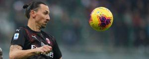 Cagliari 0-2 Milan: Zlatan Ibrahimovic inspires visitors on first start